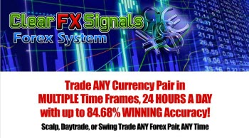 Clear Forex Signals Software - For Mt4 Platform